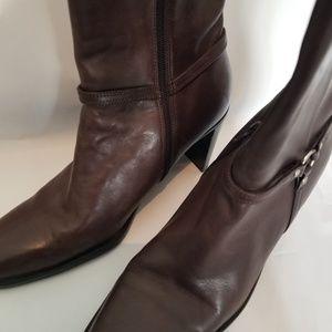 Shoes - Leather Boots sz 9